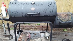 Grill with smoker for Sale in Federal Way, WA