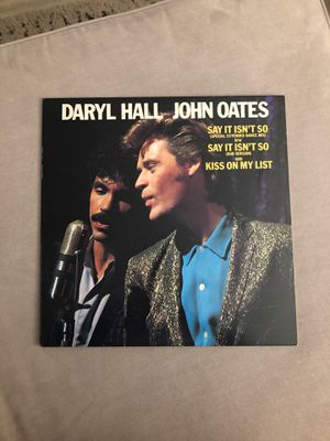 Hall and Oates Vinyl Record for Sale in Newport Beach, CA