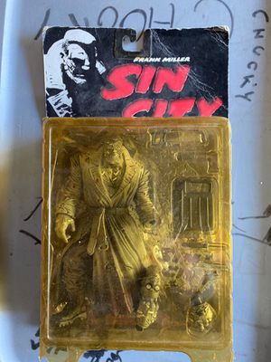 """Marv """"sin city"""" action figure for Sale in Austin, TX"""