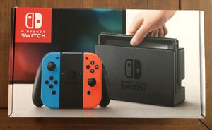 Brand new Nintendo switch for Sale in Howell Township, NJ