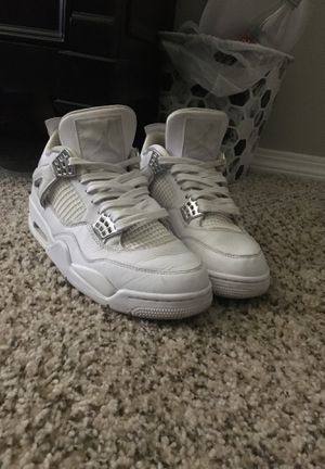 "Jordan 4 ""pure money"" size 7.5 will take $75 but can negotiate for Sale in Reynoldsburg, OH"