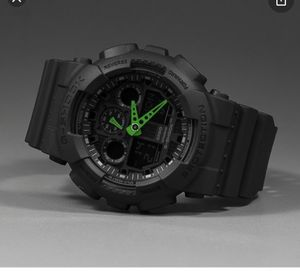 Gshock ga-100 for Sale in Floresville, TX