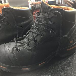 WORKING BOOTS / STEEL TOE for Sale in Miami, FL