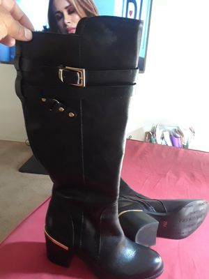 Franco Sarto leather boots for Sale in Phoenix, AZ