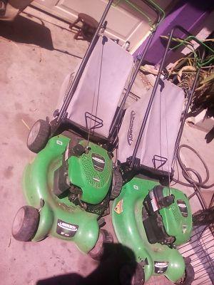 Lawn boy lawnmower lawnmowers for Sale in Fontana, CA