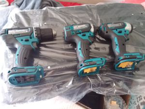 18v 3 piece BRAND New never used for Sale in Las Vegas, NV