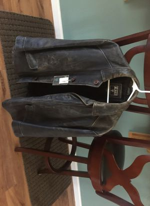 Leather jacket for Sale in Sanger, CA