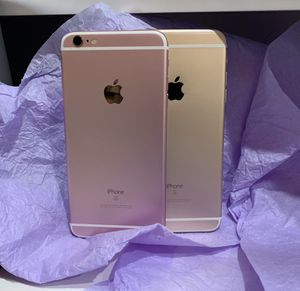 iPhone 6s 16gb Unlocked Like New $139 each for Sale in Durham, NC