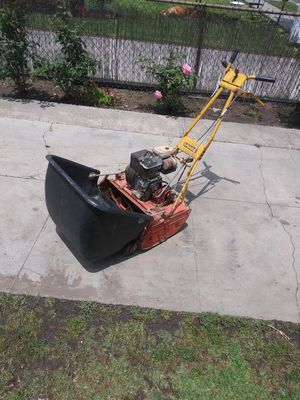 Mc lane reel lawn mower for Sale in South Gate, CA