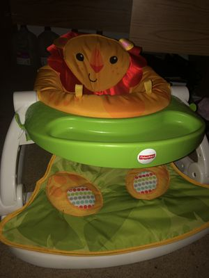 Fisher-Price Baby Floor Seat for Sale in Port St. Lucie, FL