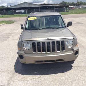 Jeep Patriots 2008 for Sale in Tampa, FL