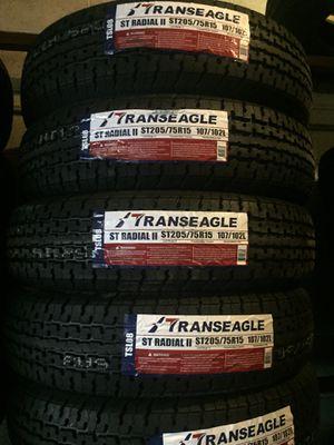 ST205/75/15 Trailer Tires for Sale in Arlington, TX