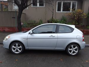 07 Hyundai Accent 104k 5spd smogged for Sale in Oakland, CA