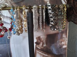 Rhinestone ,turquoise ,qural,bracelets. Your choice. One from India with moon stones for Sale in Phoenix, AZ