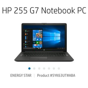 hp 255 G7 Notebook Pc for Sale in San Francisco, CA