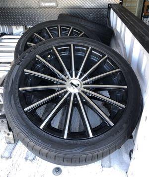 """18"""" Wheels. 5 lug for Sale in Kerman, CA"""