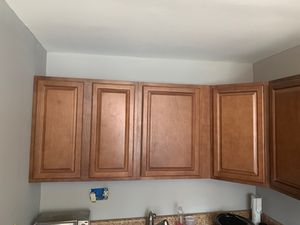 Lightly used kitchen cabinets for Sale in Philadelphia, PA