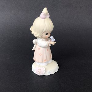 Precious Moments Growing in Grace Age 9 Blonde with Bird and Pearls for Sale in San Diego, CA