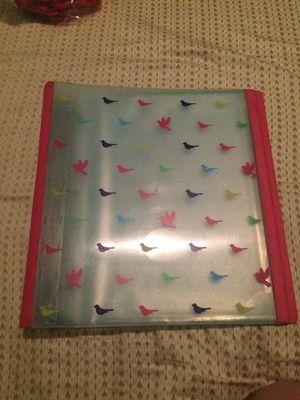 Bird clear binder for Sale in Lynnwood, WA