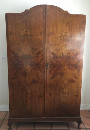 Antique Armoire for Sale in Pembroke Park, FL