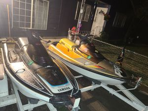 Jet skies Yamaha wave runners for Sale in Emmett, ID