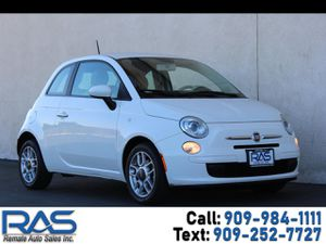 2012 Fiat 500 for Sale in Ontario, CA