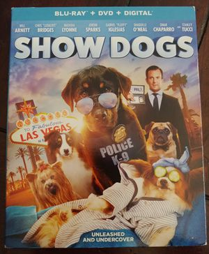 SHOW DOGS (BLU RAY) for Sale in El Cajon, CA