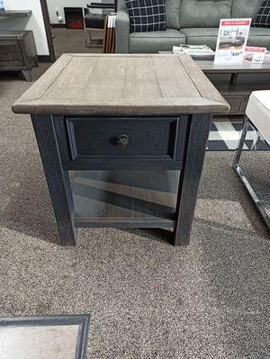 Rectangular End Table, Greyish Brown, #T736-3 for Sale in Norwalk, CA