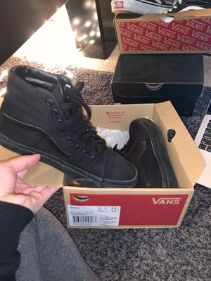 Vans size 5 & women's 6.5 for Sale in Amsterdam, NY