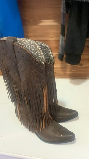 Women's Laredo Cowgirl Boots $40 size 8.5 for Sale in Indianapolis, IN