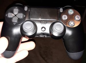PS4 CONTROLLER (BLACK) for Sale in Ontario, CA