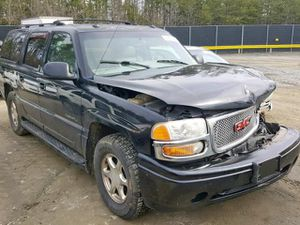 2003 GMC YUKON XL DENALI 6.0L 225090 Parts only. U pull it yard cash only. for Sale in Hillcrest Heights, MD
