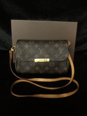 Louis Vuitton Favorite PM monogram purse. for Sale in Turlock, CA