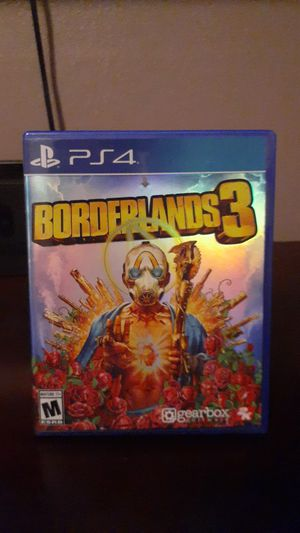 Borderlands 3 for Sale in Turlock, CA