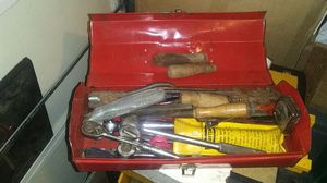 Tons of tools antique and vintage Snap-on Mac Craftsman for Sale in Oklahoma City, OK