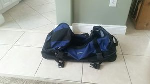 Duffle bag/Suit case Expecting Travelers Club for Sale in Margate, FL