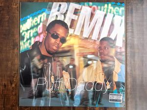 Puff Daddy - CAN'T NOBODY HOLD ME DOWN (Remix) vinyl LP record SINGLE 1996 • Mase • Bad Boy for Sale in Buena Park, CA