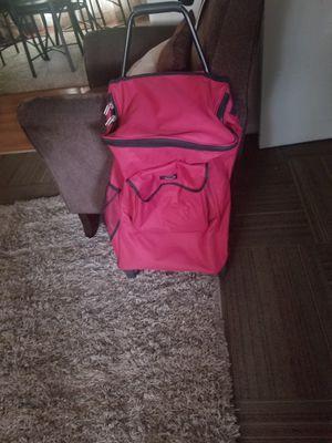 Traveling Large Bag On Wheels for Sale in VERNON ROCKVL, CT