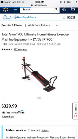 Brand new exercise equipment for Sale in Las Vegas, NV