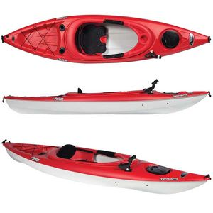 Pelican kayak with paddle for Sale in Port Deposit, MD
