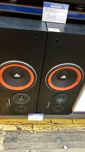 Cerwin-Vega speakers for Sale in Chicago, IL