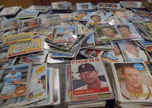 Random old baseball cards for Sale in Washington, DC