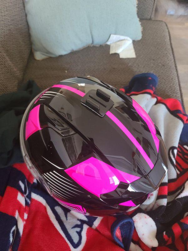 Snowmobiling Helmet