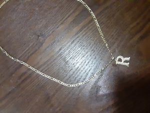 10k real gold chain and charm $145 for Sale in Las Vegas, NV
