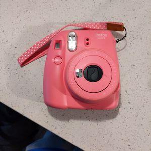 Polaroid Instax Mini 9 Pink for Sale in Castro Valley, CA