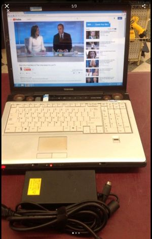 "Toshiba 17"" laptop computer windows 8 HDMI DVD for Sale in Columbus, OH"