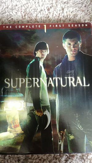 Supernatural season 1 for Sale in Seattle, WA