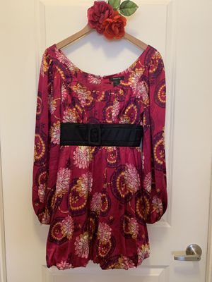Colorful 70's style dress (US M) for Sale in Cedar Park, TX