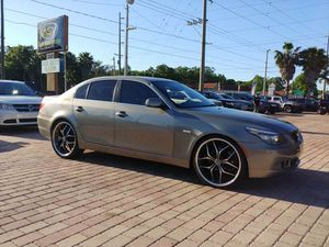 2008 BMW 5 Series for Sale in Tampa, FL