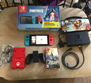 Nintendo switch for Sale in Castle Dale, UT
